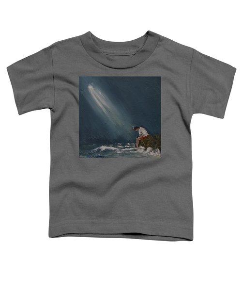 Rough Day Toddler T-Shirt