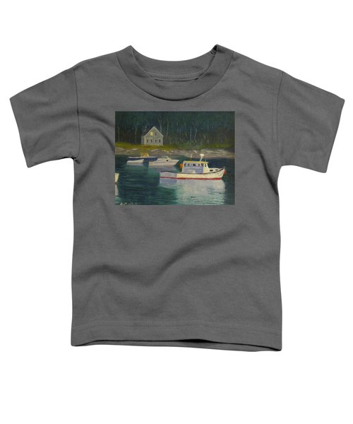 Round Pond Fading Light Toddler T-Shirt