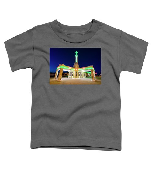 Route 66 Tower Conoco #2 Toddler T-Shirt