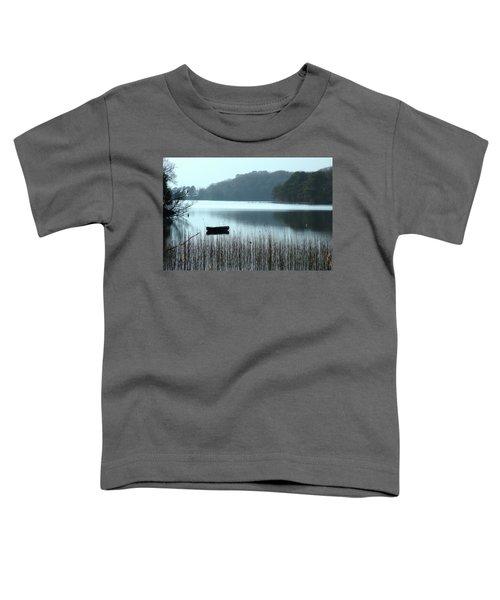 Rowboat On Muckross Lake Toddler T-Shirt