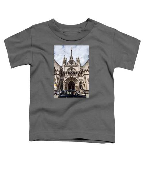 Royal Courts Of Justice In London Toddler T-Shirt