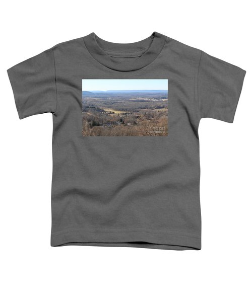 Rt 80 Scenic Ovelook Allamuchy 1 Toddler T-Shirt