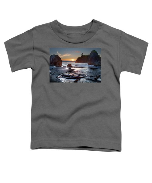 Ruby Beach #1 Toddler T-Shirt