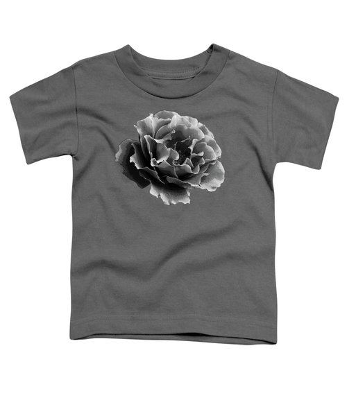 Toddler T-Shirt featuring the photograph Ruffles by Linda Lees