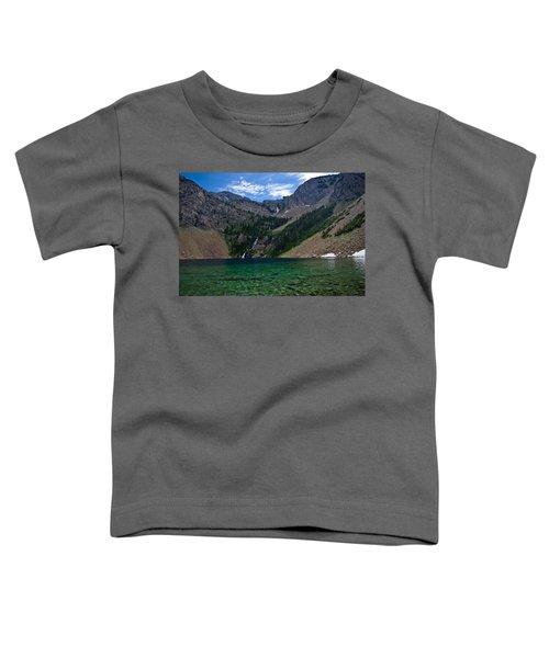 Rumble Lake Toddler T-Shirt