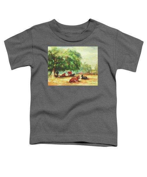 Rumination Toddler T-Shirt