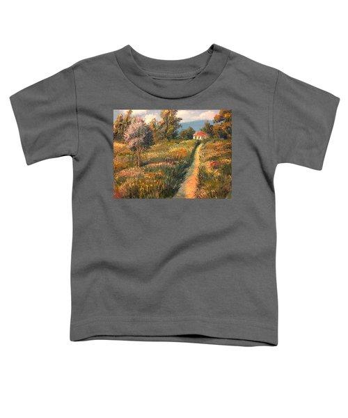 Rural Idyll Toddler T-Shirt