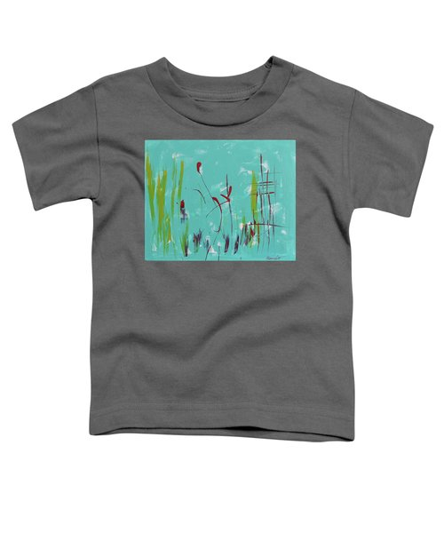 Rushes And Reeds Toddler T-Shirt