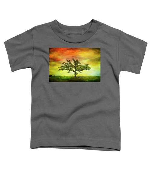 Rushford Tree On 43 Toddler T-Shirt