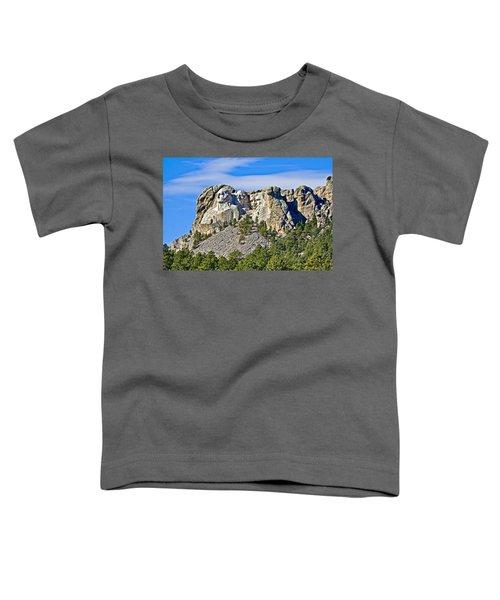 Rushmore Toddler T-Shirt