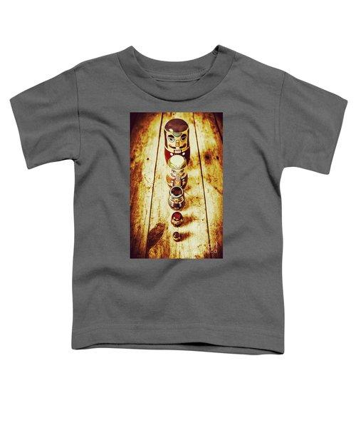 Russian Doll Art Toddler T-Shirt