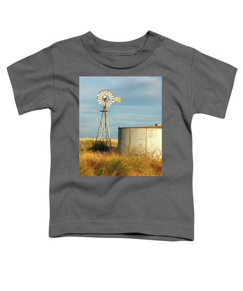 Rust Find Its Place Toddler T-Shirt