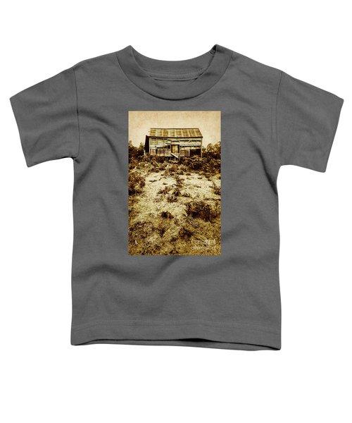 Rusty Rural Ramshackle Toddler T-Shirt