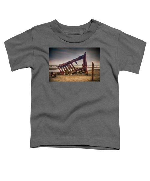 Rusty Shipwreck Toddler T-Shirt