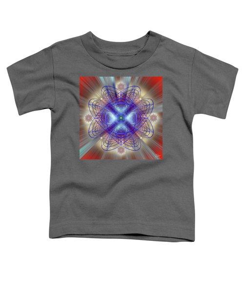 Sacred Geometry 656 Toddler T-Shirt