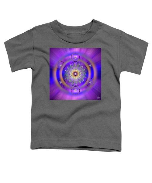 Sacred Geometry 658 Toddler T-Shirt