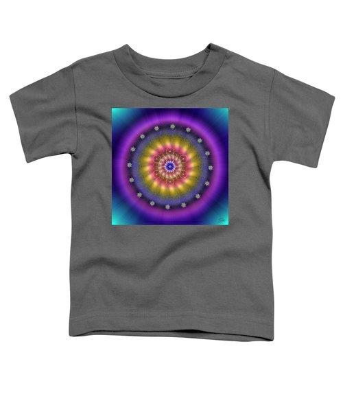 Sacred Geometry 659 Toddler T-Shirt