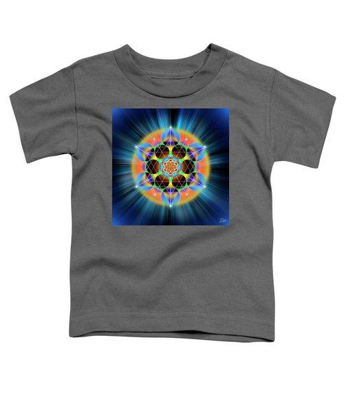 Sacred Geometry 709 Toddler T-Shirt