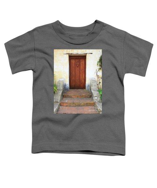 Sacred Heart Door Toddler T-Shirt