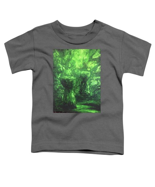 Sacred Latte Stones Toddler T-Shirt