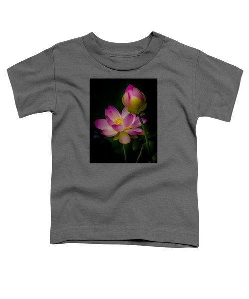 Sacred Water Lily 4 Toddler T-Shirt