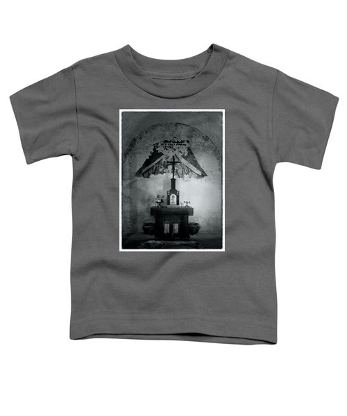 Sacristry - Mission Concepcion Toddler T-Shirt