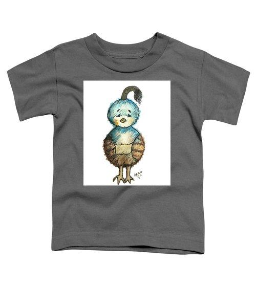 Baby Quail Toddler T-Shirt