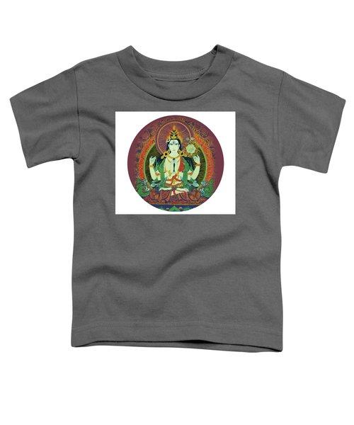 Sada Shiva  Toddler T-Shirt