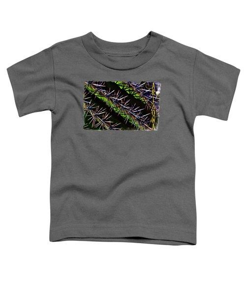 Saguaro Detail No. 28 Toddler T-Shirt