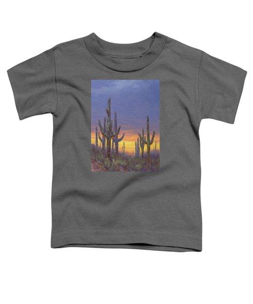 Saguaro Mosaic Toddler T-Shirt