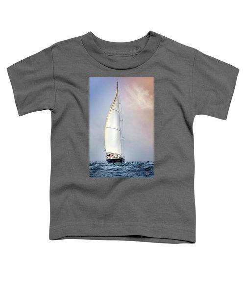 Sailboat 9 Toddler T-Shirt