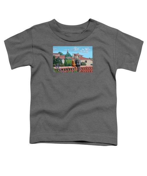 Saint-frajou. August. Toddler T-Shirt