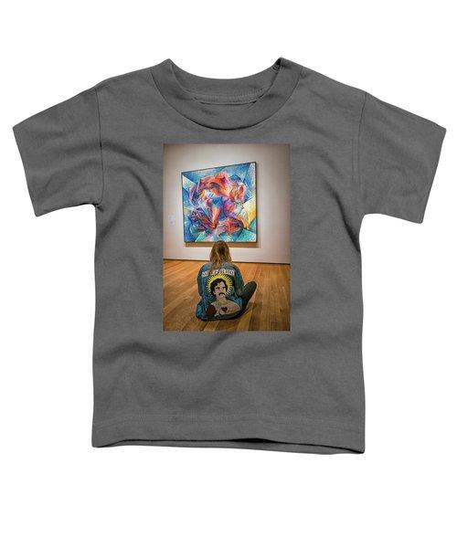 Saint Pablito At Moma Toddler T-Shirt