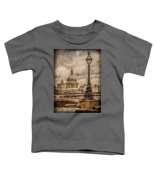 London, England - Saint Paul's Toddler T-Shirt