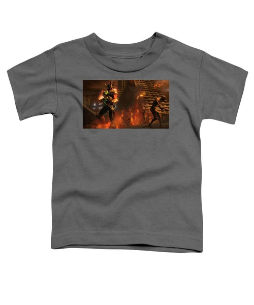 Saints Row Iv Re-elected Toddler T-Shirt