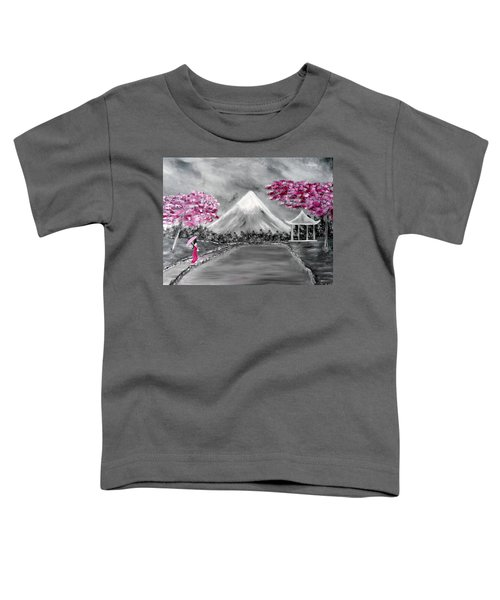 Sakura - Japanese Dreams Toddler T-Shirt