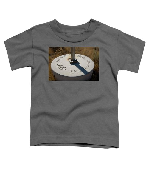 Salt Lake Olympics 2002 Toddler T-Shirt