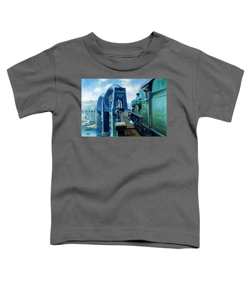 Saltash Bridge. Toddler T-Shirt