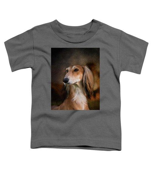Saluki Toddler T-Shirt