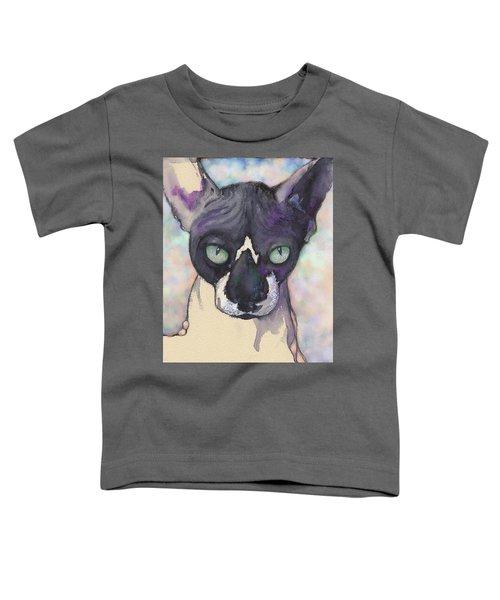 Sam The Sphynx Toddler T-Shirt