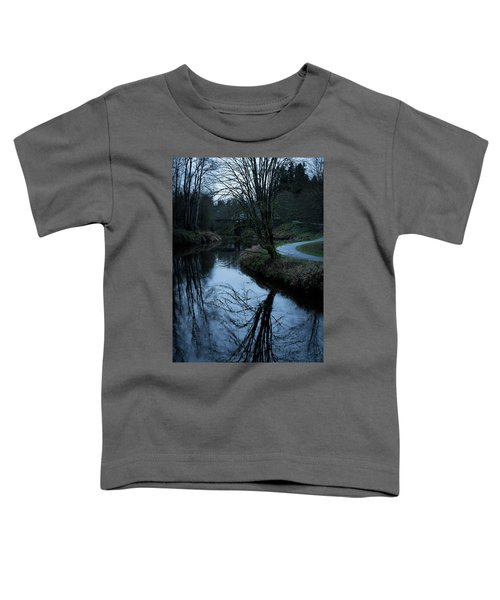 Sammamish River At Dusk Toddler T-Shirt