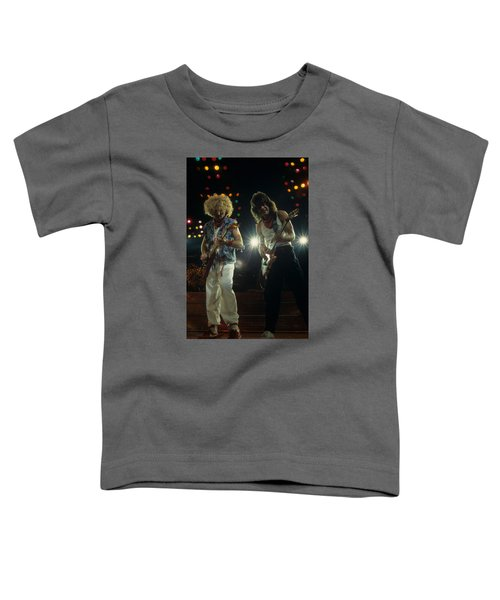 Sammy And Eddie 5150 Toddler T-Shirt