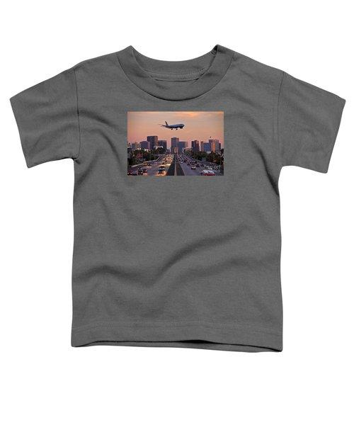San Diego Rush Hour  Toddler T-Shirt
