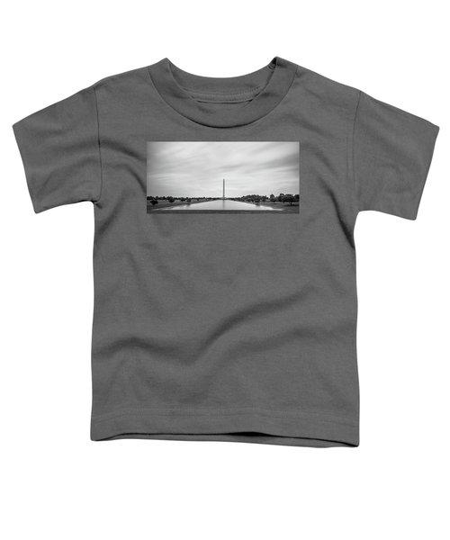 San Jacinto Monument Long Exposure Toddler T-Shirt