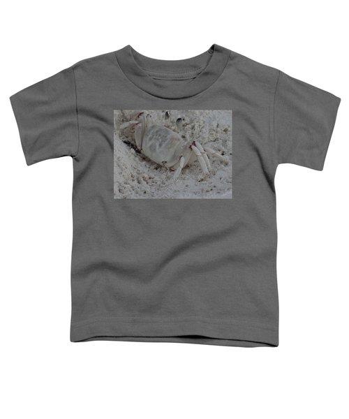 Sand Crab Toddler T-Shirt