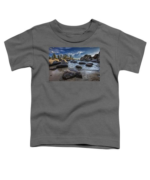 Sand Harbor II Toddler T-Shirt