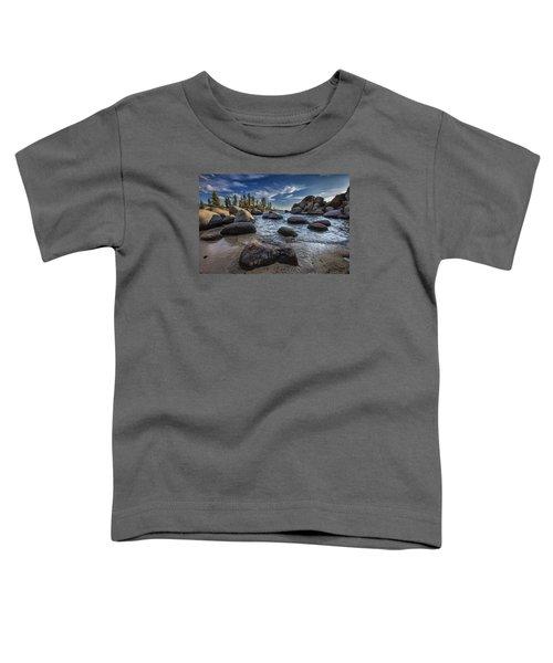Sand Harbor II Toddler T-Shirt