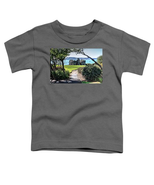 Sandsfoot Castle Weymouth Uk Toddler T-Shirt