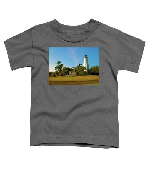 Sandy Hook Lighthouse Toddler T-Shirt
