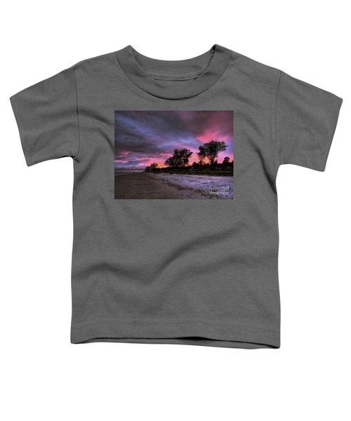 Sanibel Island Twilight Toddler T-Shirt